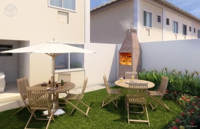 Casa de Condomínio com 2 Quartos à Venda, 73 m² Campo