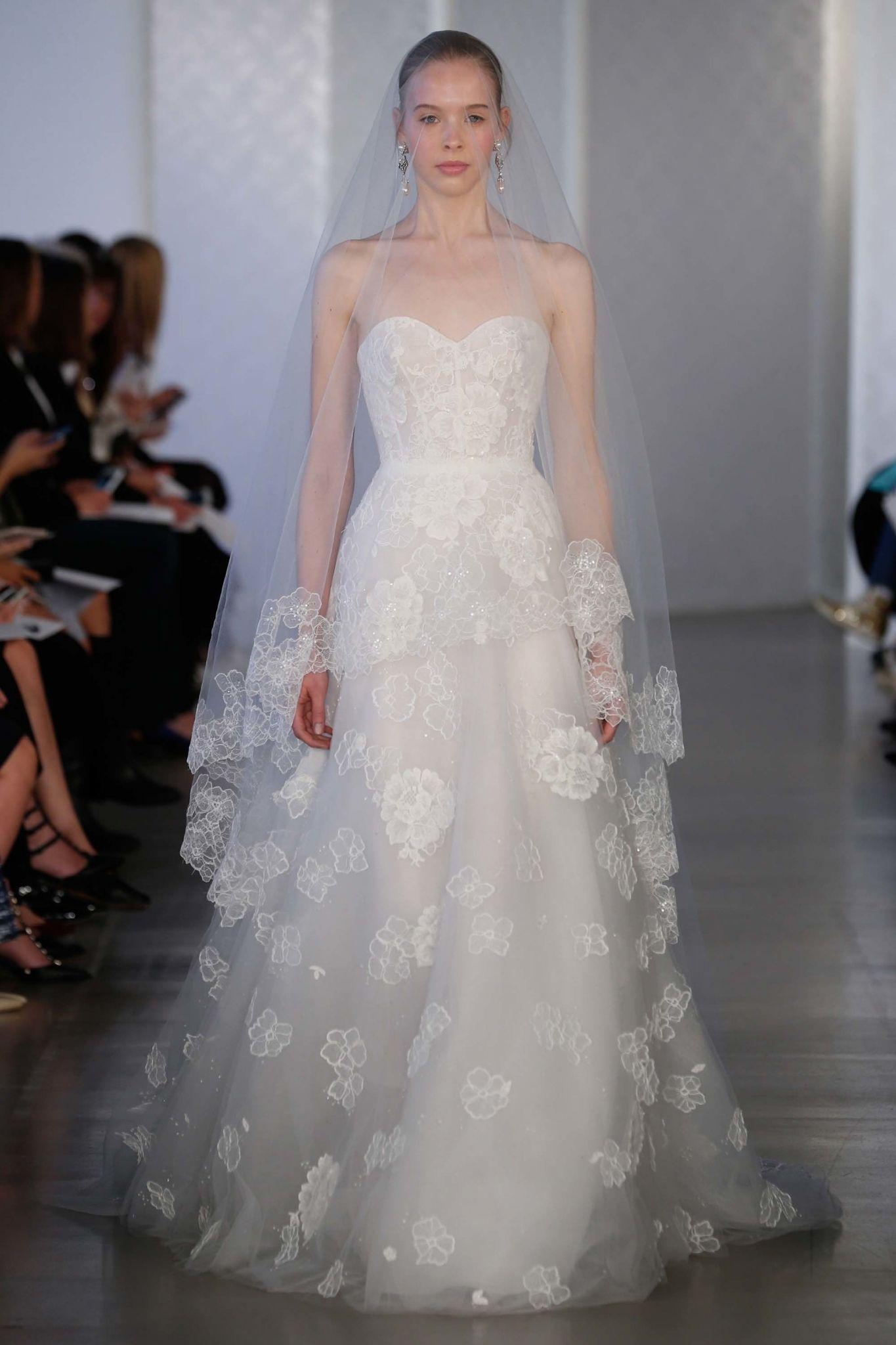 Oscar de la renta wedding dress best dresses for wedding check