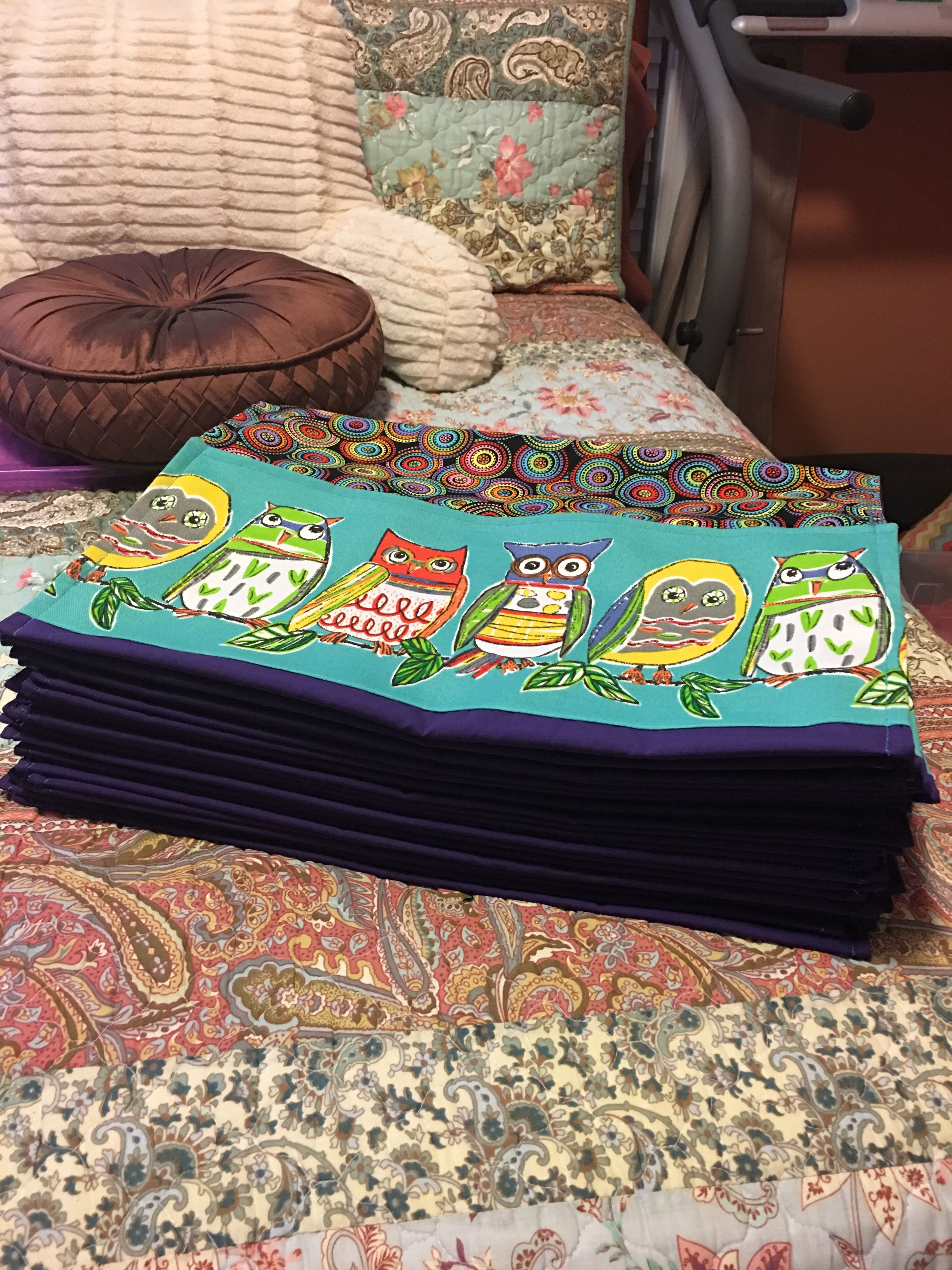 Chair pockets made for my teacher daughter's classroom ...