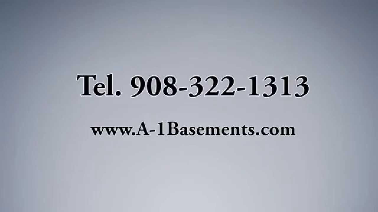 New Jersey Basement Waterproofing Company A 1 Basement Solutions