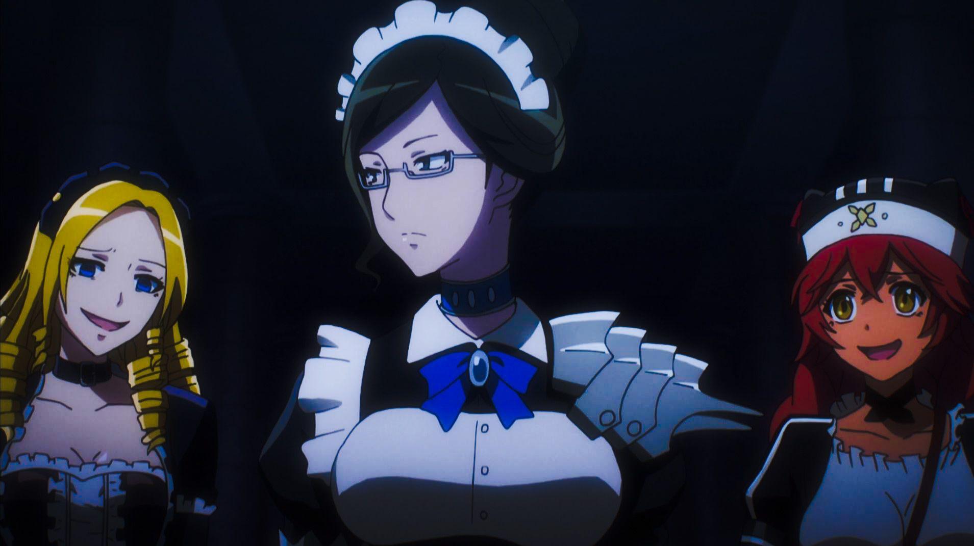 overlord Greatest villains, Manga, Anime reviews