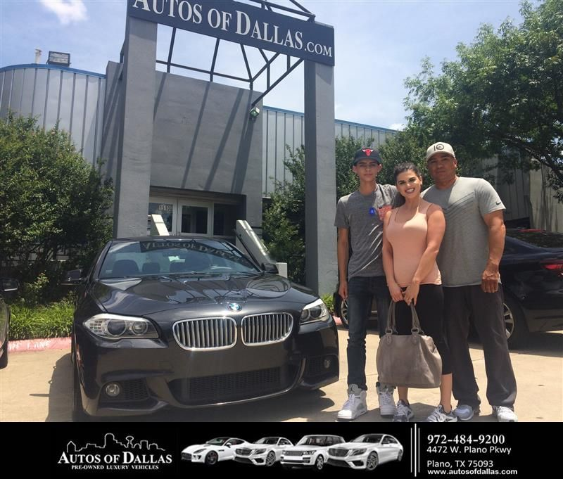 HappyBirthday to Francisco from Jeff Thompson at Autos of