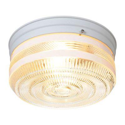 AF Lighting 2 Light Ceiling Fixture