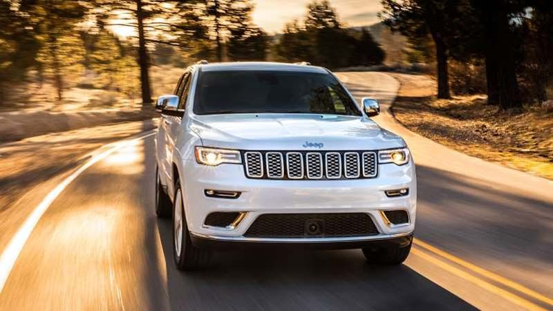 Future Jeep Grand Cherokee Wagoneer Ram Plans On Track Jeep
