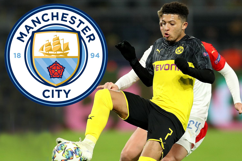 Man City plotting 90m move to resign England star Jadon