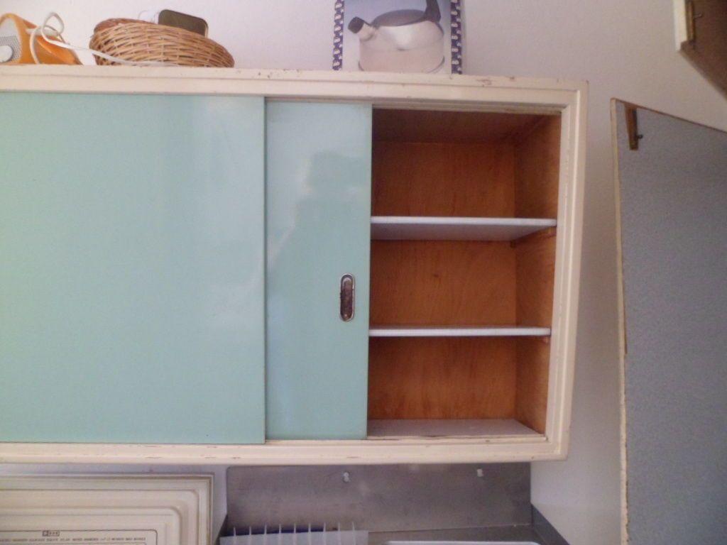 alter Küchenschrank in Antiquitäten & Kunst, Mobiliar & Interieur ...