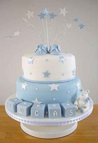 Bolos Para Chá De Bebê 35 Modelos Incríveis Cake Torta Baby