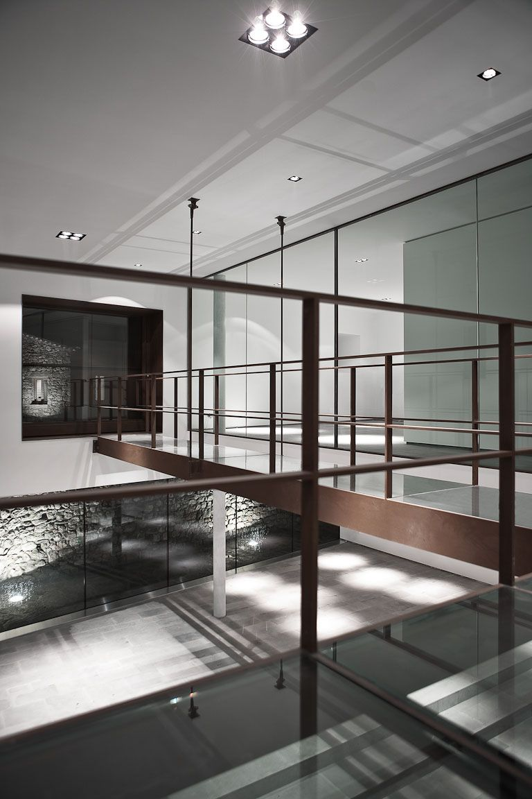 Modular mini multiple trimless supermodular recessed lighting fixtures hallway lighting toronto canada