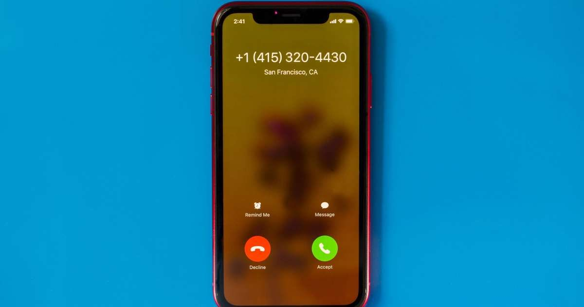 Block people from texting calling or emailing your iphone
