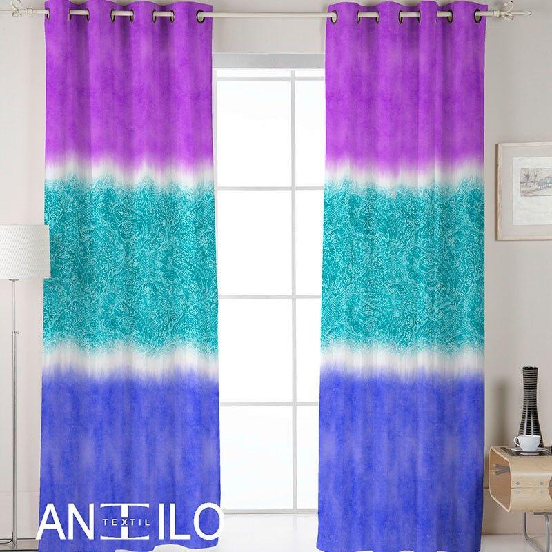 Cortina JANA Textil Antilo