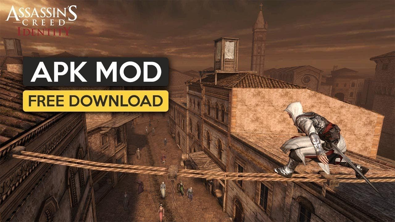Assassins creed identity apk mod data for android free