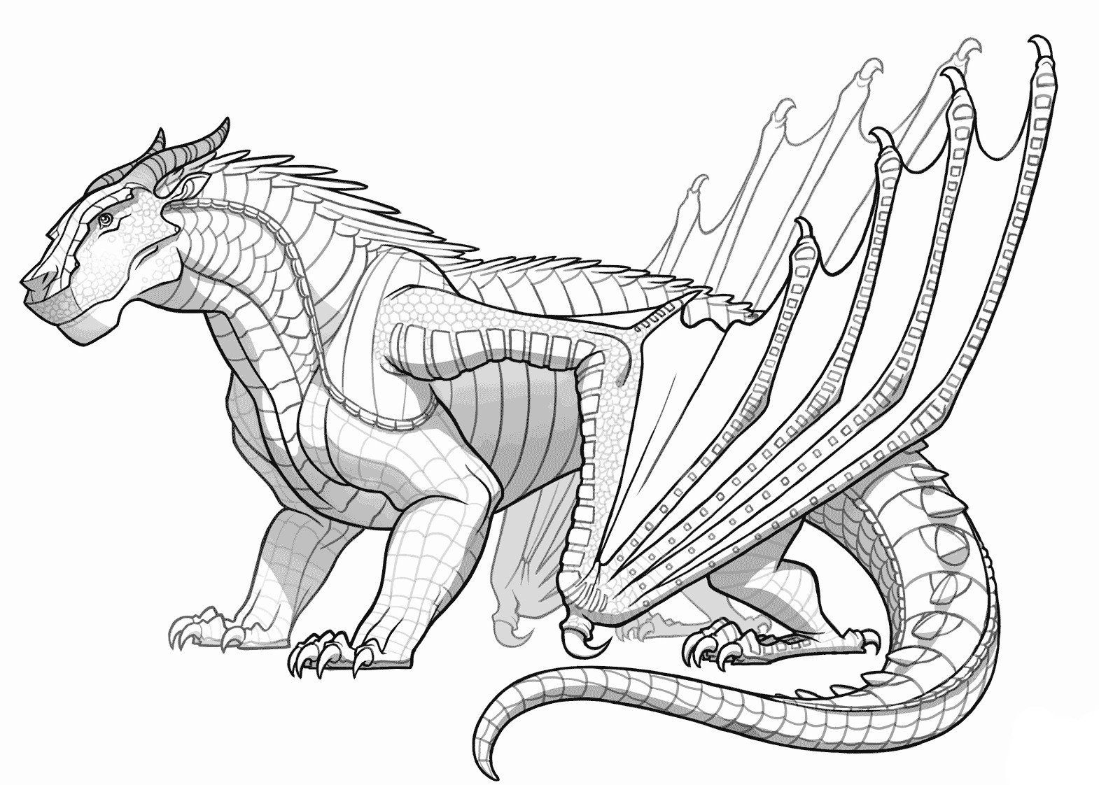 Dragon Coloring Pages For Adults Fresh Dragon Coloring Pages For Adults Best Coloring Pag In 2020 Zoo Animal Coloring Pages Pokemon Coloring Pages Dragon Coloring Page