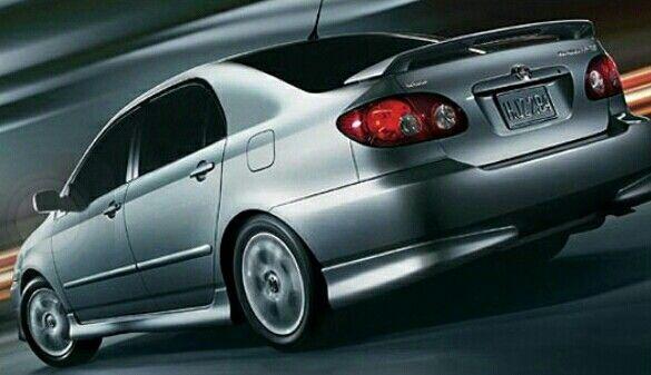 Toyota Corolla 2005 Toyota Corolla Corolla 2005 Corolla Xrs