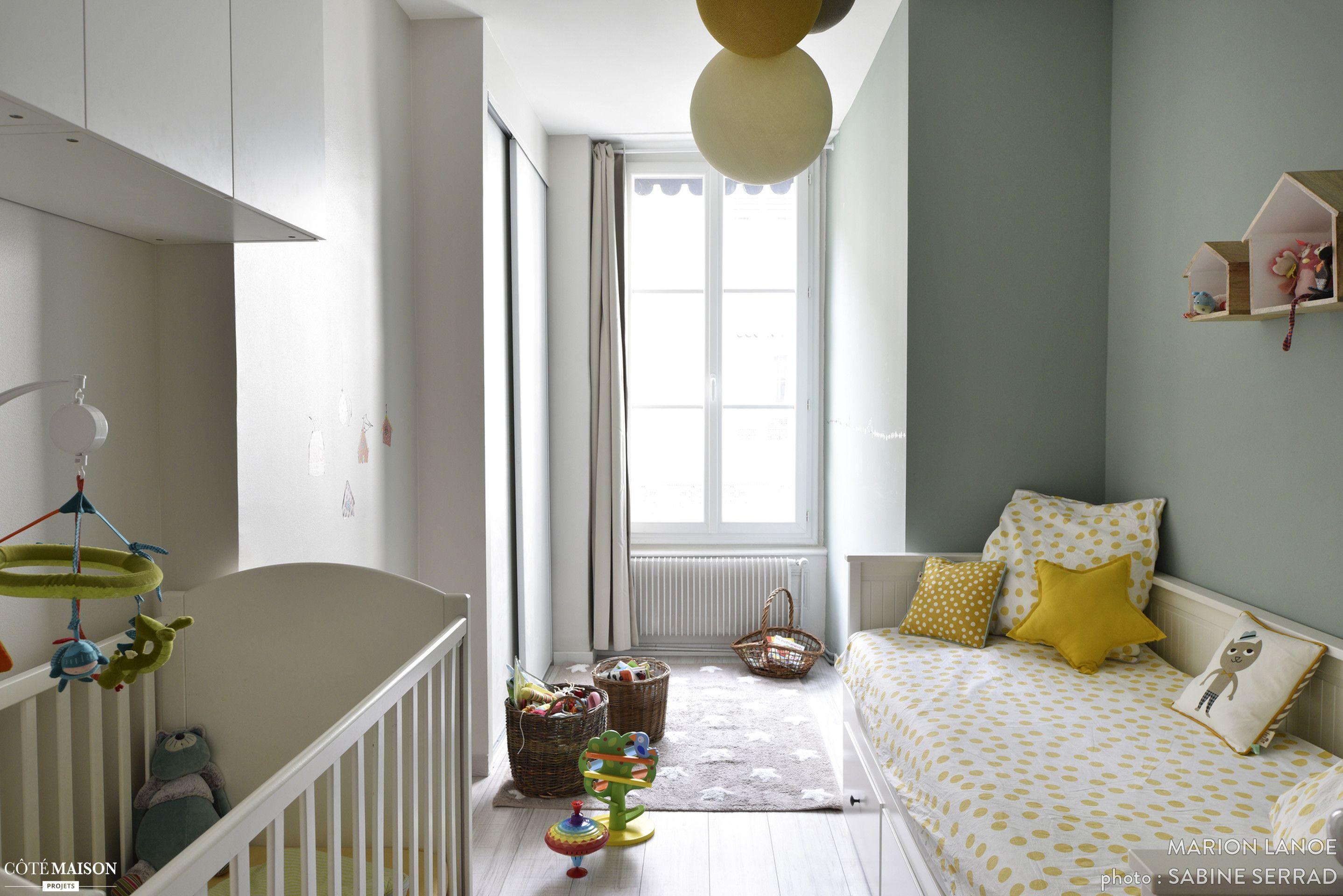 Rénovation d un appartement ancien  Lyon 03 Marion Lano C´té