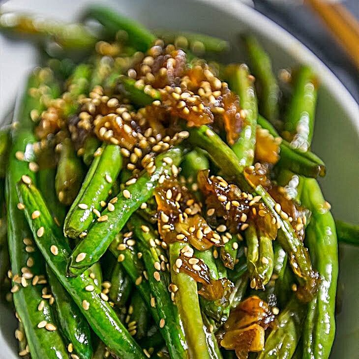 Photo of Garlic Chinese Style Green Beans