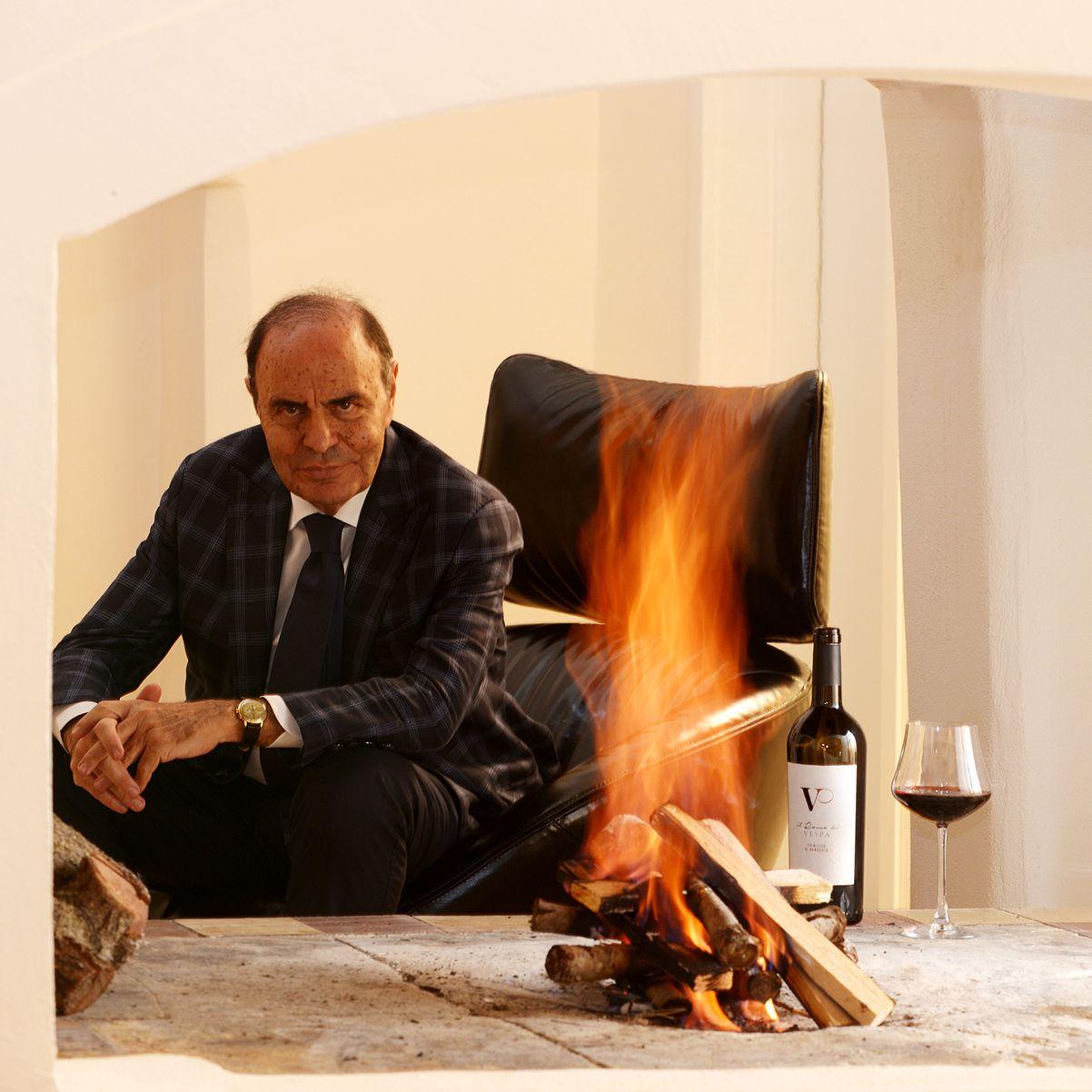 Bruno Vespa Masseria Li Reni Reni Vespa Winery
