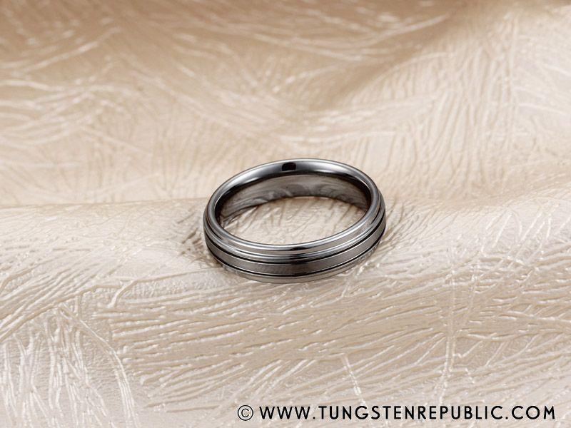 Women's Tungsten Ring