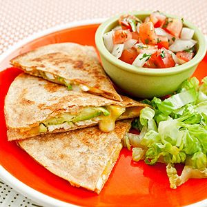 5 Ingredient Or Less Meals Quesadilla Cheese And Quesadillas