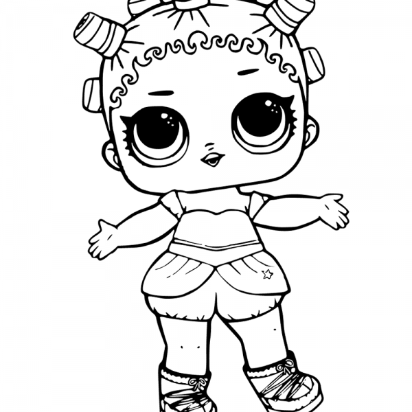Lol Coloring Pages Crystal Queen