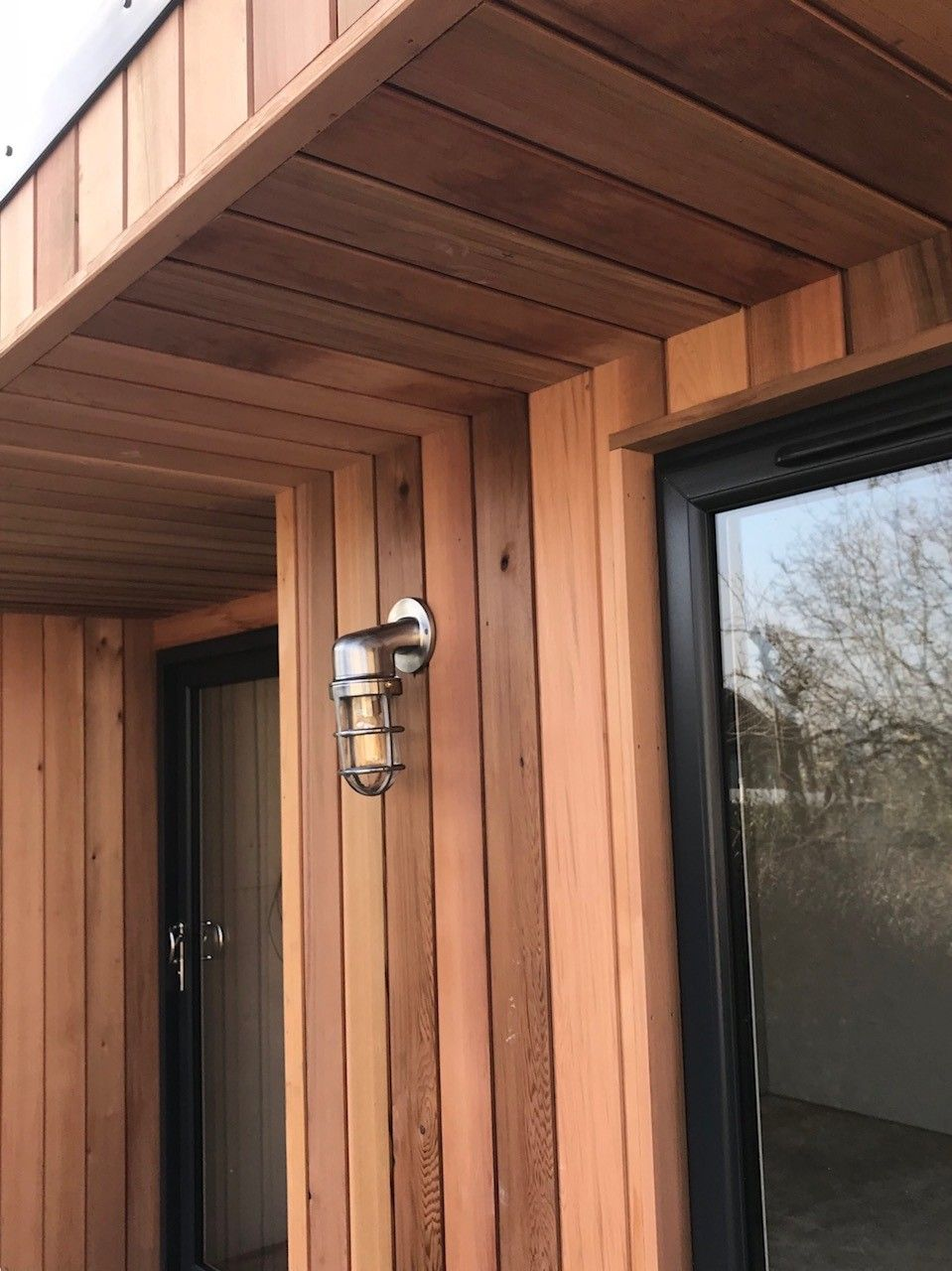 Pin On Western Red Cedar Cladding