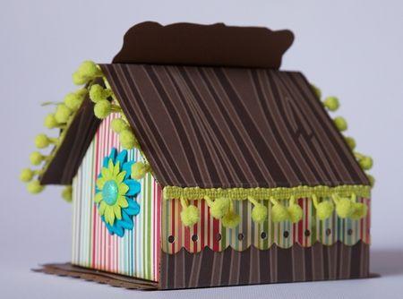 Cottage Notepad Holder