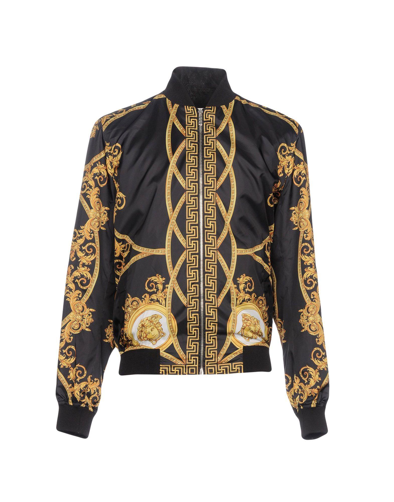 4f43a349f3 VERSACE . #versace #cloth # | Versace Men in 2019 | Versace jacket ...