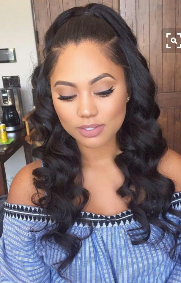 Pin By C H On Black Women Hairstyles Hair Extensions And Natural