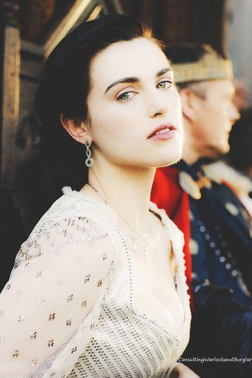 Katie McGrath as Morgana Pendragon from BBC's Merlin