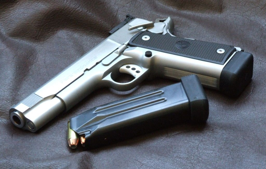 Double-stack 1911 10mm | protection | Pinterest