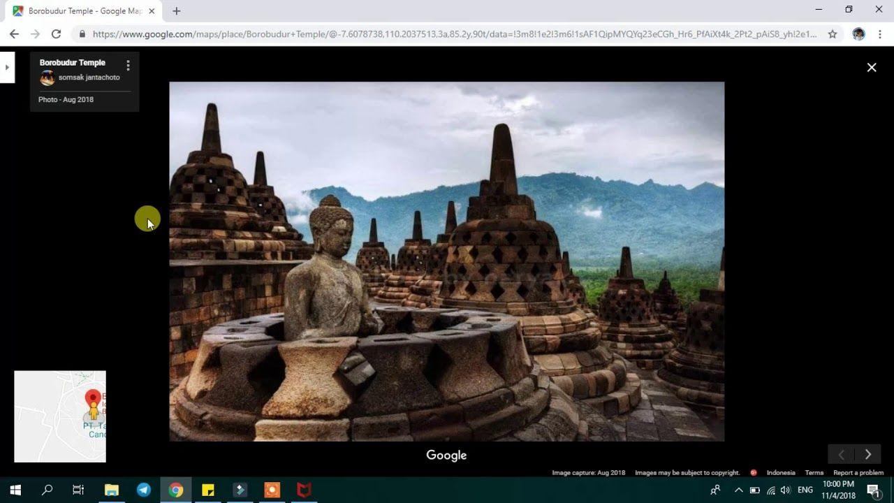 Cara Menyimpan Gambar Dari Google Map How To Save Pictur From Gmaps Gambar