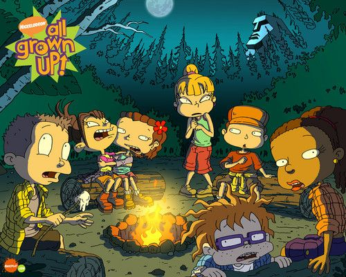 Rug Rats All Grown Up - rugrats-all-grown-up Wallpaper ...