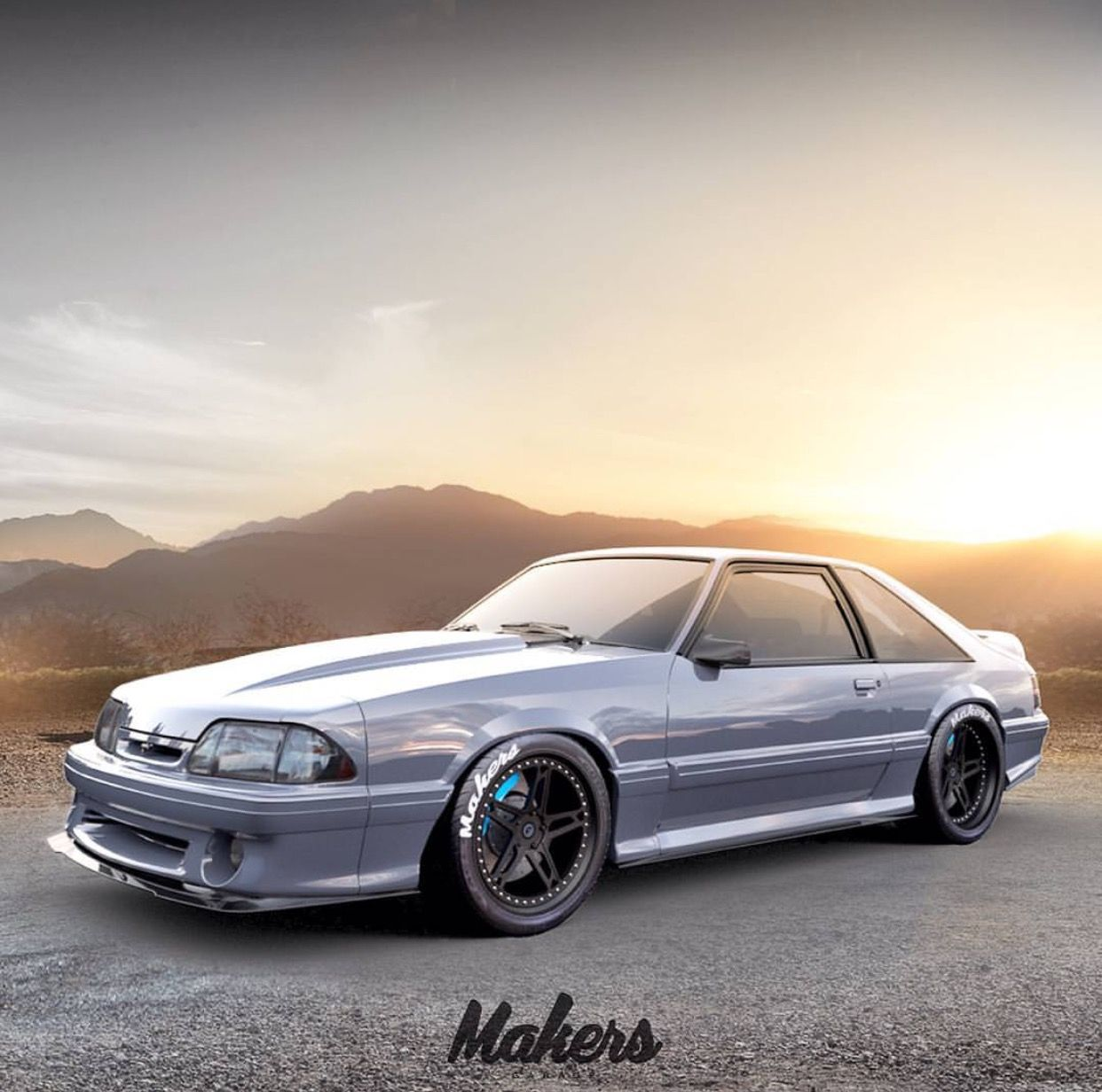 foxbody ford mustang 93 mustang fox body mustang. Black Bedroom Furniture Sets. Home Design Ideas