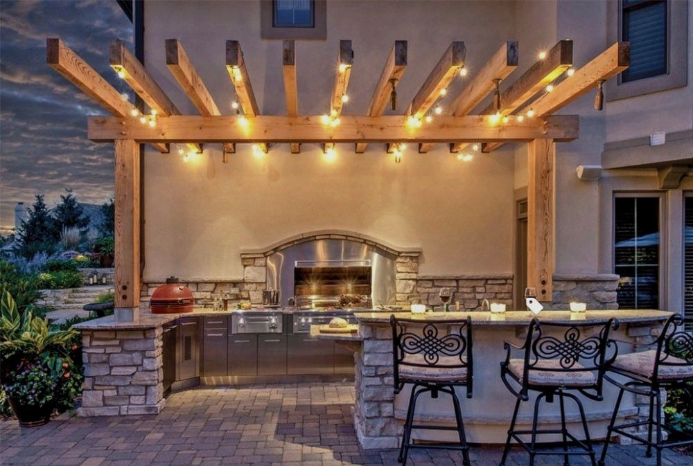 Isn T Just Probably The Most Important Parts Of Your Home But Also Can Determinethe Act In 2020 Outdoor Kitchen Decor Outdoor Kitchen Outdoor Kitchen Design