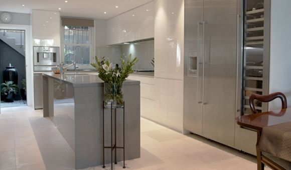 One of our latest kitchen designs in sydney by blue tea kitchens