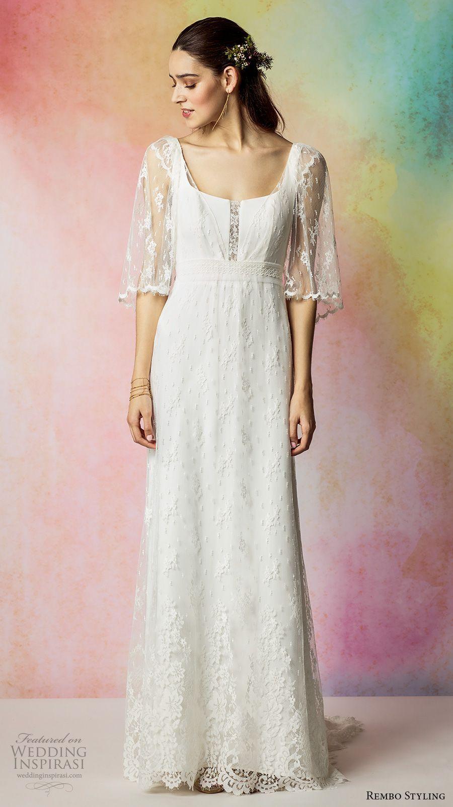 Rembo styling wedding dresses rembo styling wedding dress
