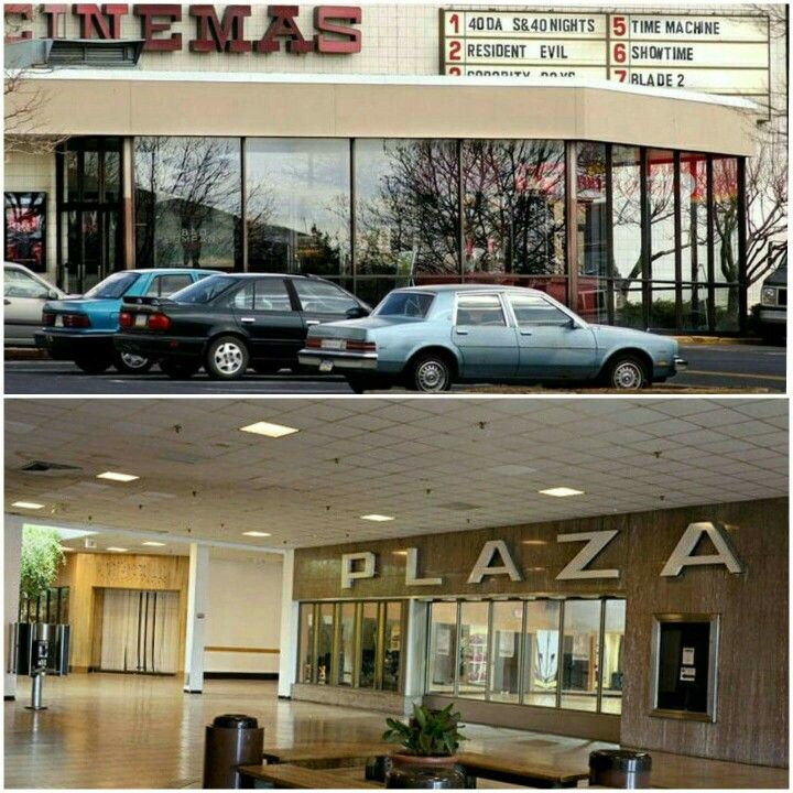 General Cinema In Whitehall And Plaza At Whitehall Mall