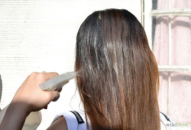 How To Use Lemon Juice To Lighten Hair Lighten Dyed Hair How To Lighten Hair Organic Hair Dye