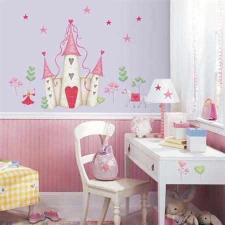 Vinilos infantiles para decorar habitaciones divertidas - Pegatinas habitacion infantil ...
