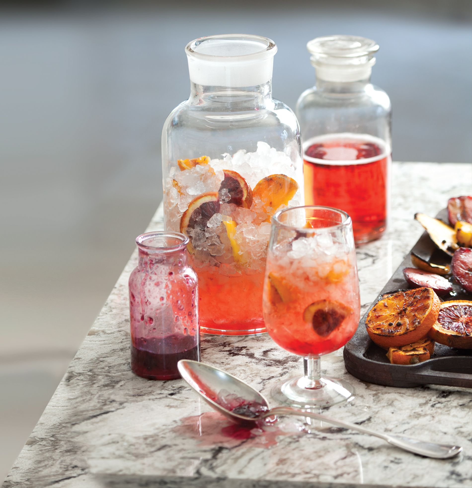Sangria Recipes From Amusee Traditional Lively Moscato And Lush Blanc De Blanc Featured In Cambriastyle Sangria Recipes Sangria Summer Sangria