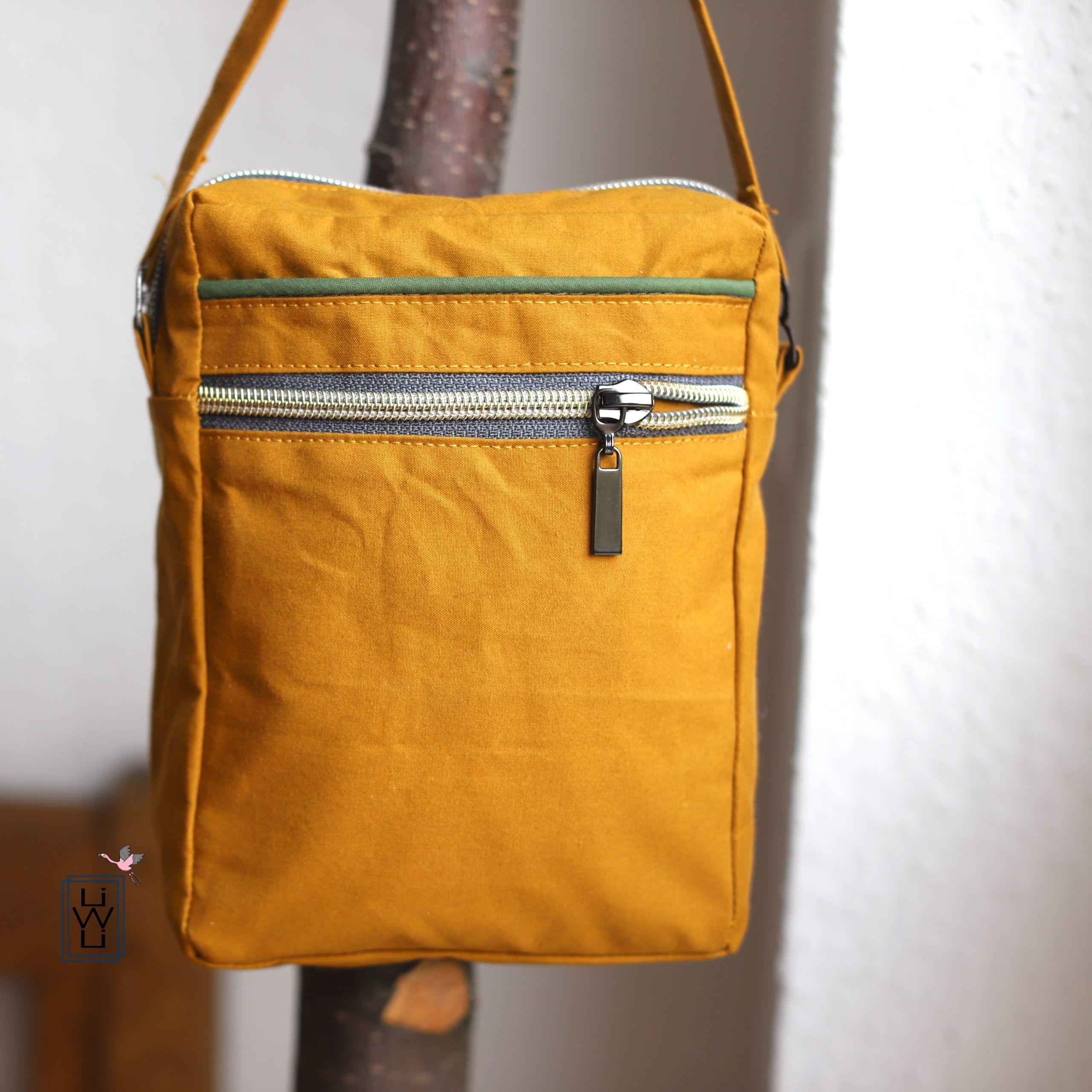 Photo of Die andere Tasche – Freebook (Mein anderes Ich) – Lila wie Liebe