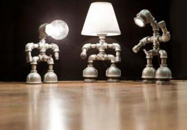 unique lighting ideas. Home Decorating With Custom Made Eco Lamps, Unique Lighting Ideas L
