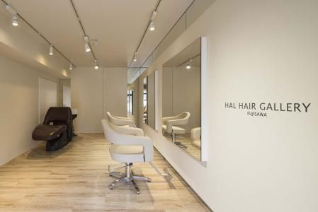 HAL HAIR GALLERY FUJISAWA(神奈川県) | 美容室・理容室の設計・施工事例 | タカラベルモント株式会社 | サロン開業・経営情報サイト tb-net