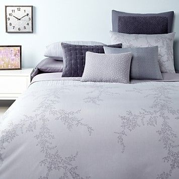 Vera Wang Trailing Vines Collection Bedding Collections