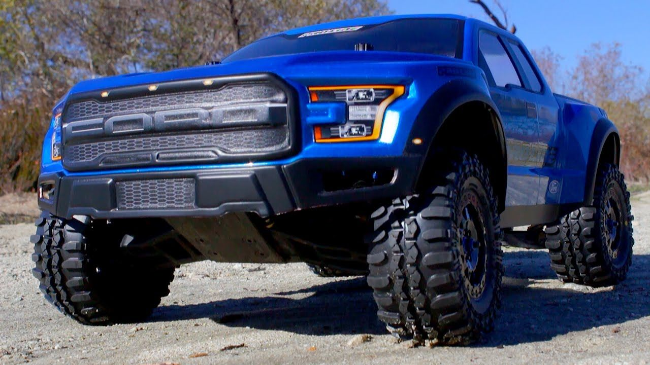 pro line 2017 ford f 150 raptor clear body ford shelby. Black Bedroom Furniture Sets. Home Design Ideas