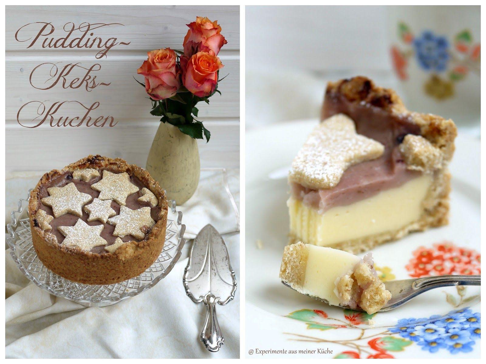 Experimente aus meiner Küche Pudding Keks Kuchen