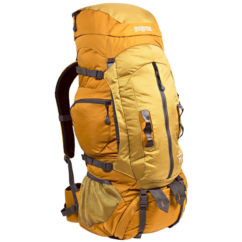 JanSport Klamath 75 Backpack- Internal Frame in Buckthorn Brown  - $109.95