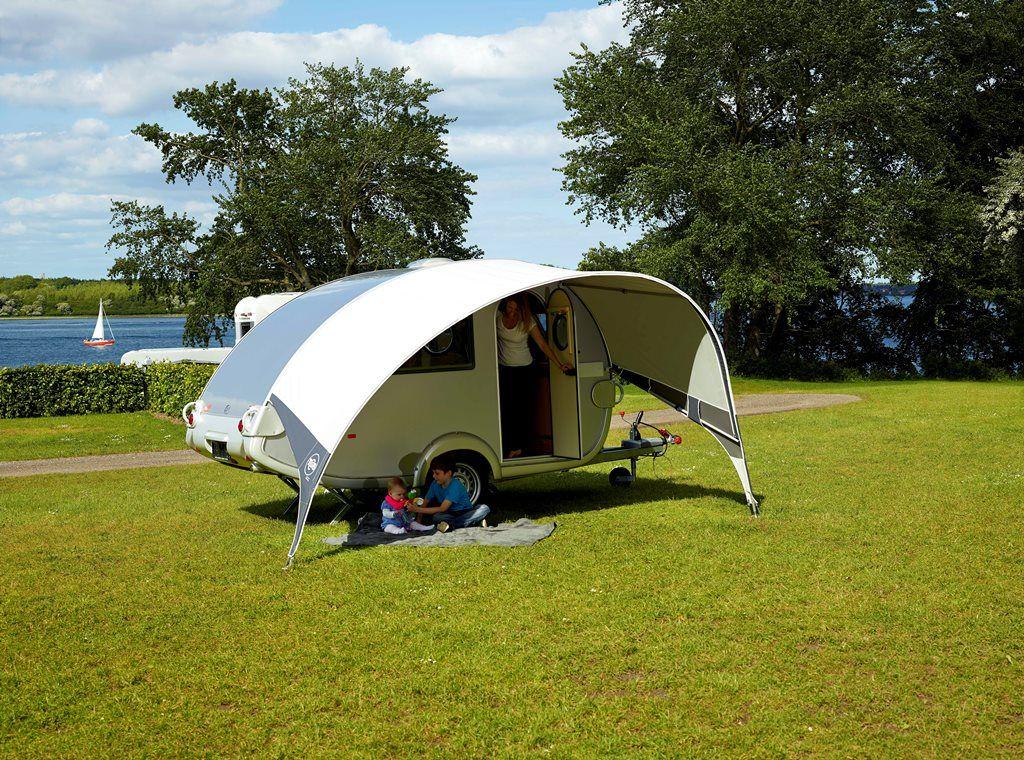 Volop genieten onder de luifel met t b caravan isabella for Luifel caravan aanbieding