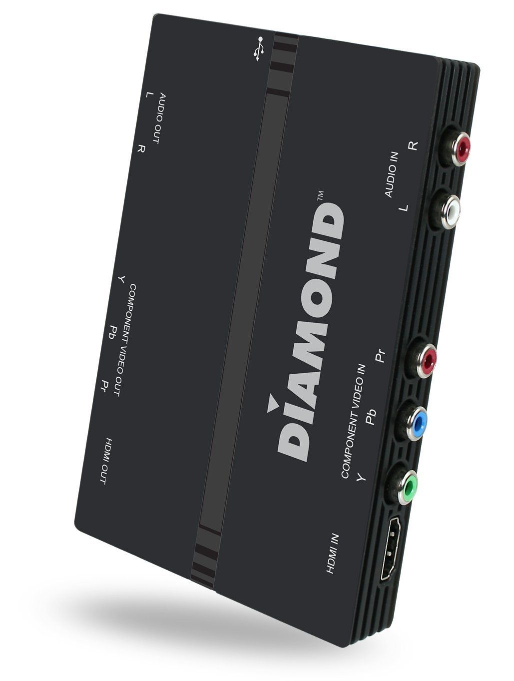 DIAMOND GC1500 GAME CASTER HD VIDEO CAPTURE DIGITAL RECORDER ...