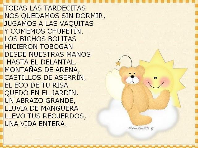 Poema Por El Dia Del Campesino Para Niños De Inicial Copia De D13 800 Jpg 640 480 Frases De Fin De Ano Iniciales