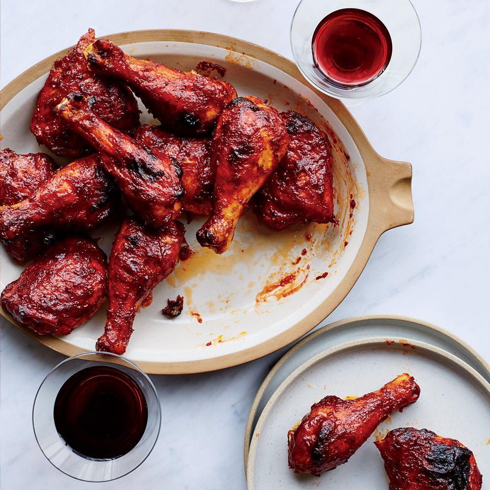 Red Wine Bbq Chicken Recipe Bbq Chicken Recipes Bbq Chicken Recipes Easy Red Wine Chicken